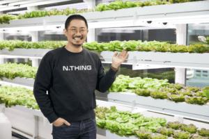 N.Thing CEO Leo Kim